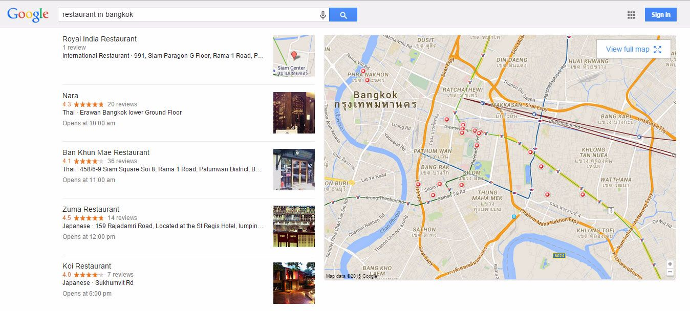 Marketing at Its Best Via Google Local1-compressed