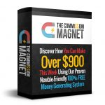 The Commission Magnet Review – Free Traffic + This Method = Easy Commissions