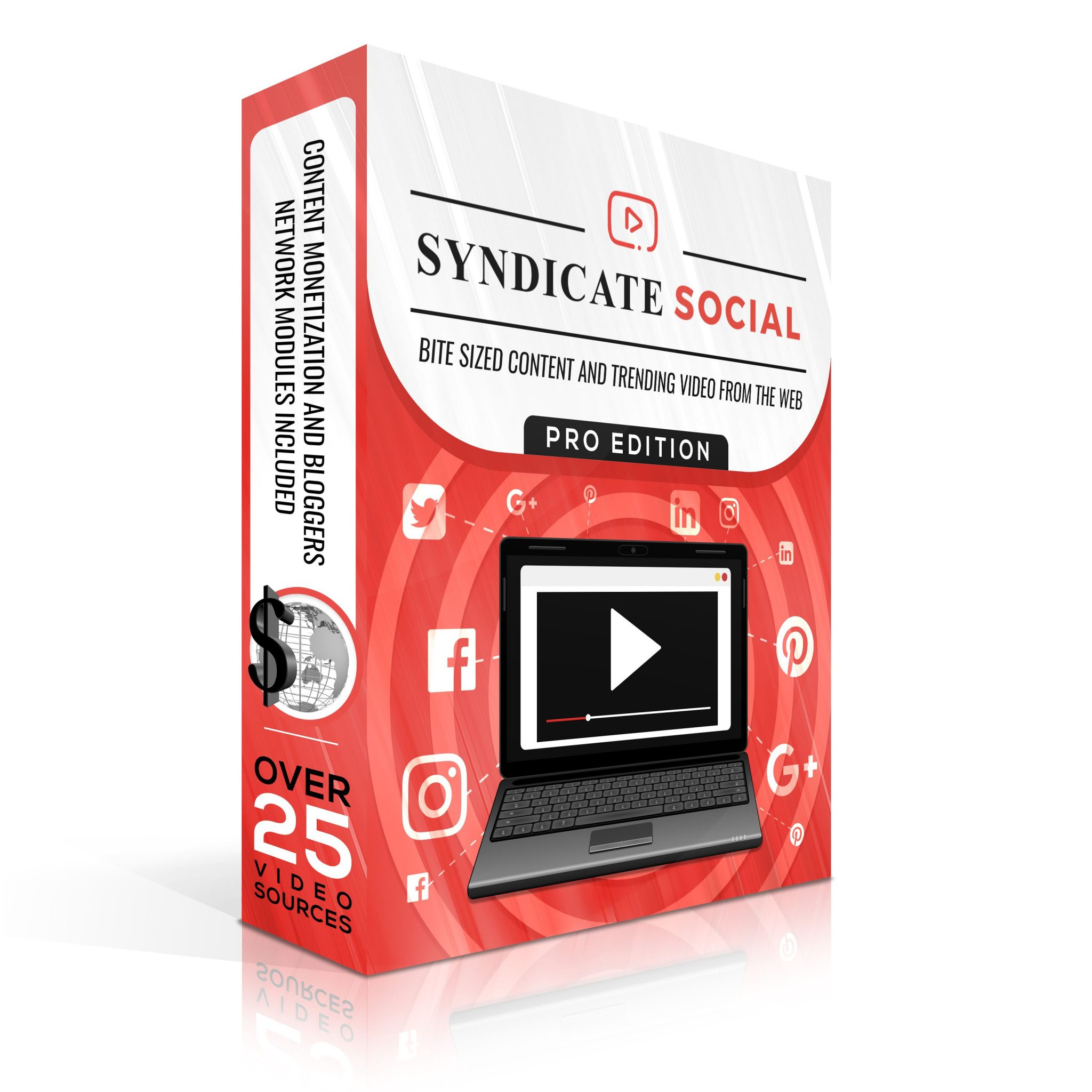 Syndicate Social Pro