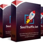 SociTrafficJet Review – Facebook + Twitter + Instagram + This = Tsunami of Traffic
