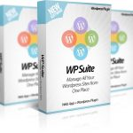 WP Suite Review – Got Multiple WP Sites? You NEED THIS Software