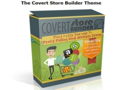 Covert Store Builder Review