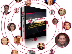 FlickDramatizer Review – Makes Video Dramatization Super-Easy And Fast