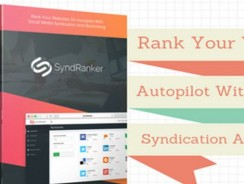 SyndRanker Review – Can SEO be automated?