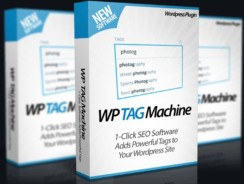 WP Tag Machine Review