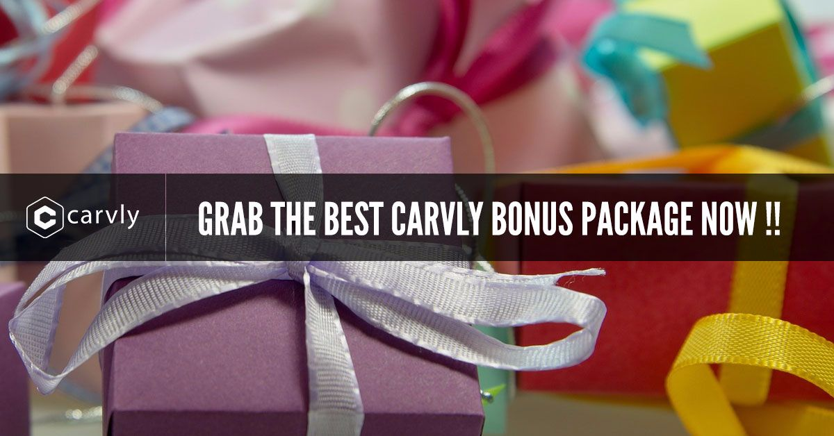 Carvly Review and huge bonus