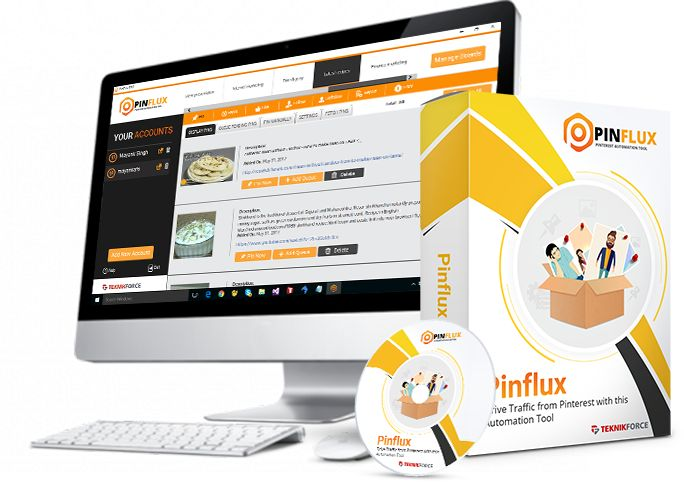 Pinflux 2 Review –  Pinterest Post Engages 1600 X Than FB
