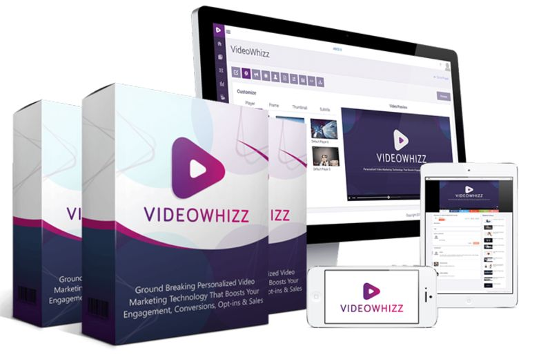 VideoWhizz Review – Increase viewer engagement with VideoWhizz!