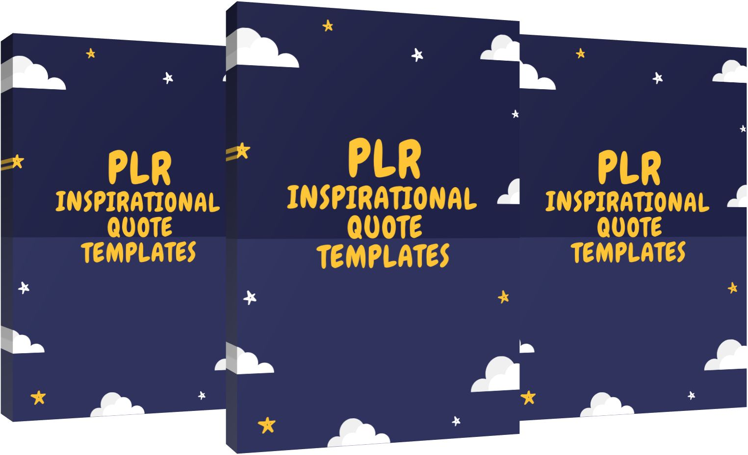 [PLR] Inspirational Quote Template Review