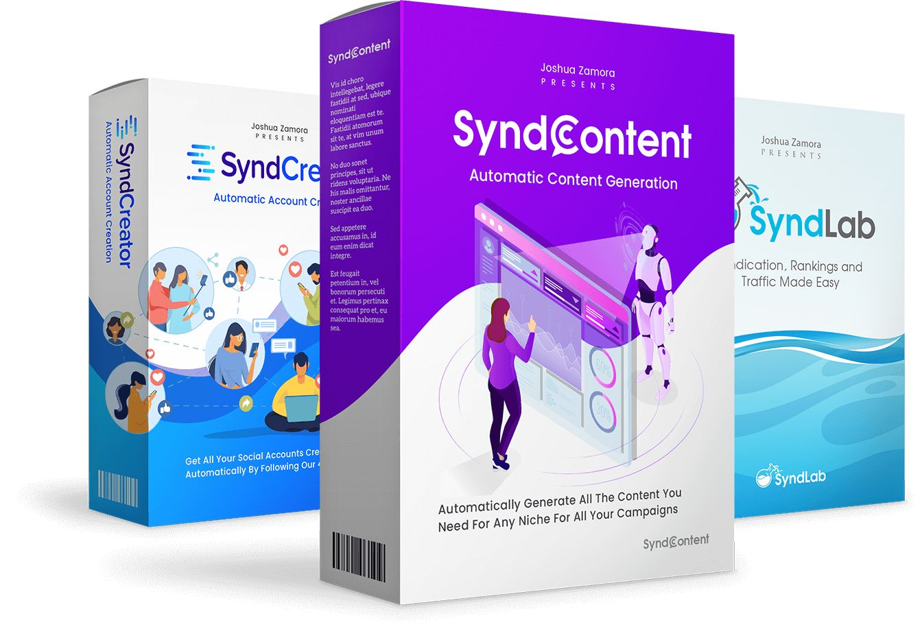 SyndTrio Review – Get Fast Page 1 Rankings Via Social Syndication In 48 Hours Or Less?