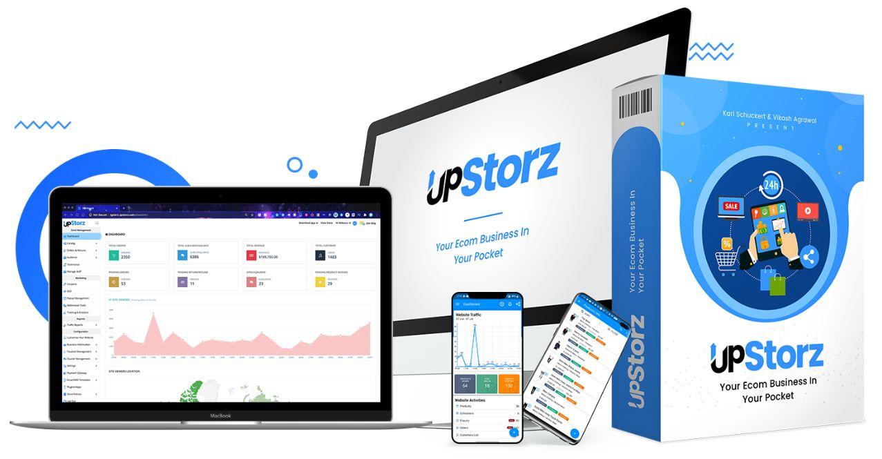 UpStorz Review – Build, Customize and Sell Products Globally and Locally